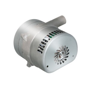 "5.7"" Tangential by pass brushless blower"