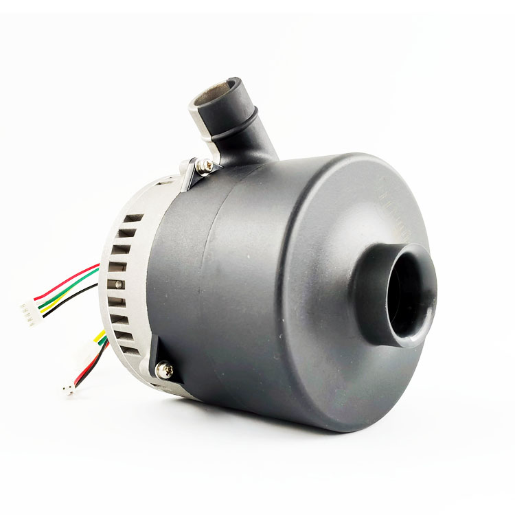 350W丨3.6′ Low noise high pressure brushless DC motor NXK36K300Z001