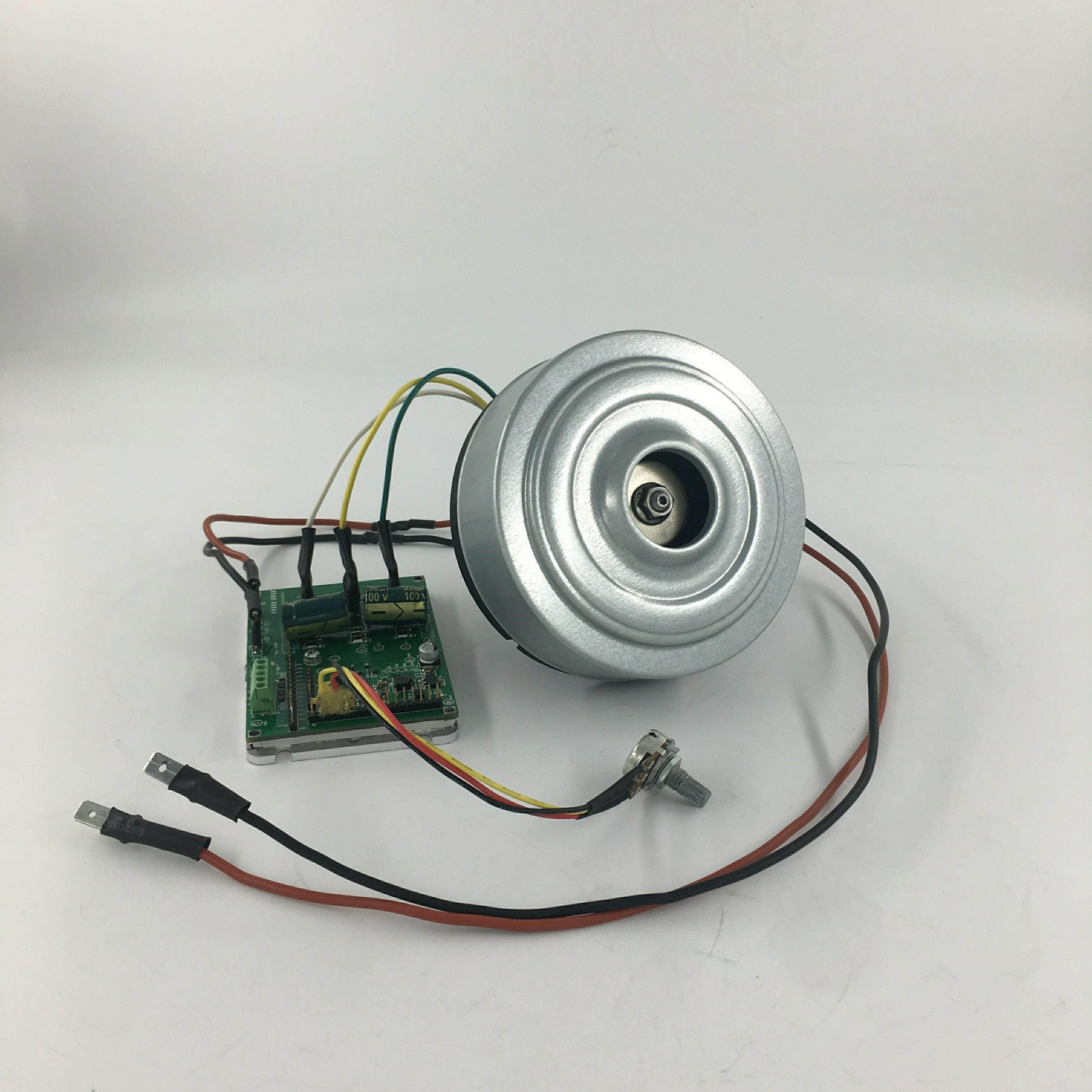 NXK43 serie brushless DC vacuum motor